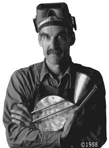 Pete Engelhart metal percussion